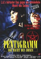 The First Power - German Movie Poster (xs thumbnail)