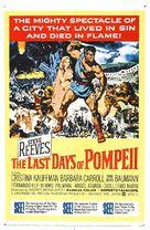 Ultimi giorni di Pompei, Gli - Movie Poster (xs thumbnail)
