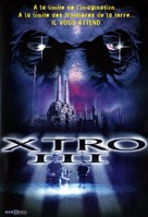 Xtro 3: Watch the Skies - French DVD movie cover (xs thumbnail)