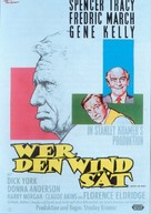 Inherit the Wind - German Movie Poster (xs thumbnail)