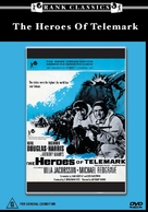 The Heroes of Telemark - Australian Movie Cover (xs thumbnail)