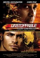 Unstoppable - Italian Movie Poster (xs thumbnail)