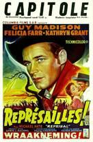 Reprisal! - Belgian Movie Poster (xs thumbnail)
