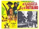 El kárate, el Colt y el impostor - Mexican poster (xs thumbnail)