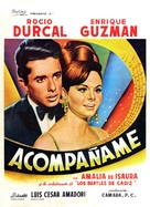 Acompáñame - Mexican Movie Poster (xs thumbnail)
