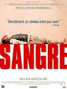 Sangre - French poster (xs thumbnail)