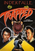 Trapped - German DVD movie cover (xs thumbnail)