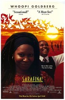 Sarafina! - Movie Poster (xs thumbnail)