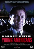 The Young Americans - German DVD cover (xs thumbnail)