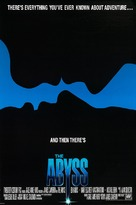 The Abyss - Movie Poster (xs thumbnail)