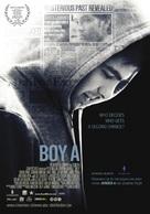 Boy A - Dutch Movie Poster (xs thumbnail)