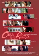 Casa de los babys - German Movie Poster (xs thumbnail)