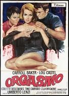 Orgasmo - Italian Movie Poster (xs thumbnail)