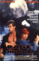 Rage and Honor - VHS cover (xs thumbnail)