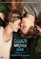 The Fault in Our Stars - Polish Movie Poster (xs thumbnail)