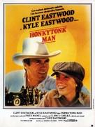 Honkytonk Man - French Movie Poster (xs thumbnail)