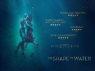 The Shape of Water - British Movie Poster (xs thumbnail)