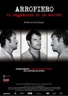 Arropiero, el vagabundo de la muerte - Spanish Movie Poster (xs thumbnail)