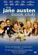 The Jane Austen Book Club - DVD cover (xs thumbnail)