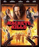 Machete Kills - Blu-Ray movie cover (xs thumbnail)