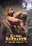 Ronal Barbaren - Movie Poster (xs thumbnail)