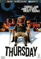 Thursday - Danish DVD cover (xs thumbnail)
