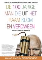 Hundraåringen som klev ut genom fönstret och försvann - Dutch Movie Poster (xs thumbnail)