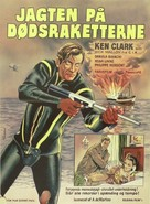 Missione speciale Lady Chaplin - Danish Movie Poster (xs thumbnail)