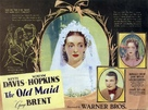 The Old Maid - British Movie Poster (xs thumbnail)