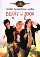 Benny And Joon - Movie Cover (xs thumbnail)