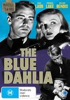 The Blue Dahlia - Australian DVD cover (xs thumbnail)