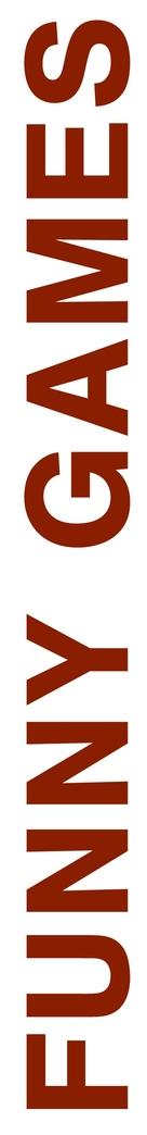 Funny Games U.S. - Logo (xs thumbnail)