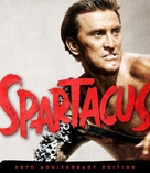 Spartacus - Blu-Ray cover (xs thumbnail)