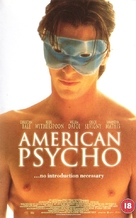American Psycho - British Movie Poster (xs thumbnail)
