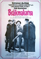 Elle court, elle court la banlieue - Swedish Movie Poster (xs thumbnail)