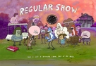"""Regular Show"" - Movie Poster (xs thumbnail)"