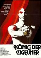 King of the Gypsies - German Movie Poster (xs thumbnail)
