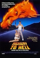 Highway to Hell - Movie Poster (xs thumbnail)