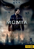 The Mummy - Hungarian Movie Poster (xs thumbnail)