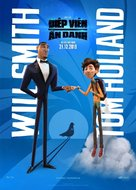 Spies in Disguise - Vietnamese Movie Poster (xs thumbnail)