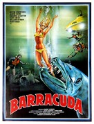Barracuda - French Movie Poster (xs thumbnail)