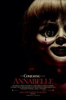 Annabelle - Swiss Movie Poster (xs thumbnail)