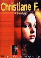 Christiane F. - Czech Movie Cover (xs thumbnail)