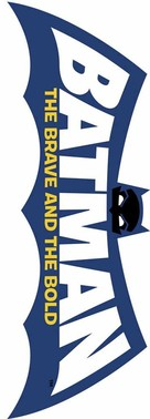 """Batman: The Brave and the Bold"" - Logo (xs thumbnail)"