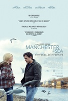 Manchester by the Sea - Italian Movie Poster (xs thumbnail)
