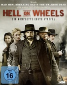 """Hell on Wheels"" - German Blu-Ray movie cover (xs thumbnail)"