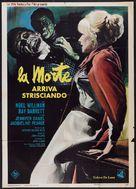 The Reptile - Italian Movie Poster (xs thumbnail)