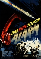 The Lost Missile - German Movie Poster (xs thumbnail)