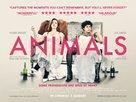 Animals - British Movie Poster (xs thumbnail)