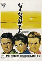 Giant - Spanish Movie Poster (xs thumbnail)